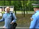 Наша служба и опастна и друдна. Суд в Бобруйске видеозапись конфликта между ГАИ и пешеходами.